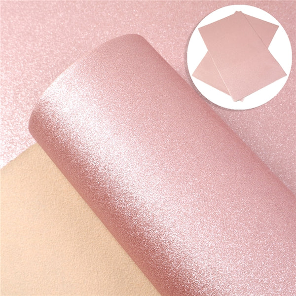 Shimmer Collection ~ Thin Shimmery Faux Leather ~ 0.56mm