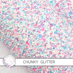 Sweety Sprinkles Chunky Glitter ~ 1.5mm