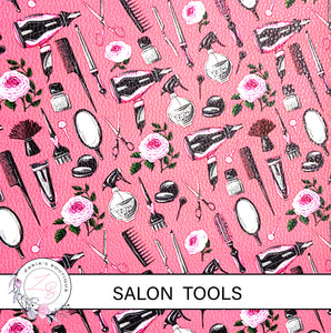 Salon Tools ~ Faux Leather ~ 1mm