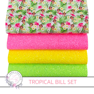 Tropical Bubble O Bill ~ Designer Multi-Pack ~ Exclusive Design