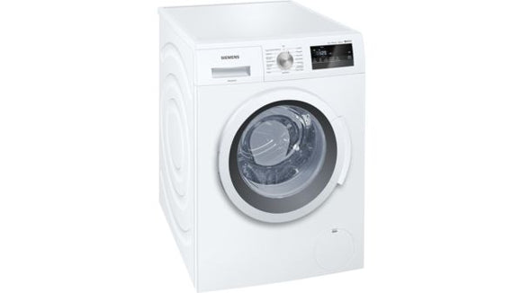 SIEMENS 8.0 KG FRONT LOADING WASHING MACHINE - WM12T160 IN