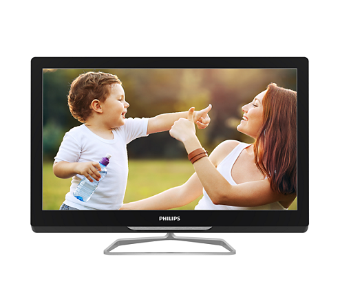 "PHILIPS 24"" FULL HD LED TV 24PFL3951"