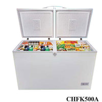 BLUE STAR 500 LTR COMBO DEEP FREEZER (ICE CREAM AND COLD DRINKS) CHFK500A