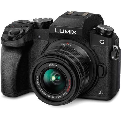 PANASONIC DIGITAL CAMERA DMC-G7KGW-K