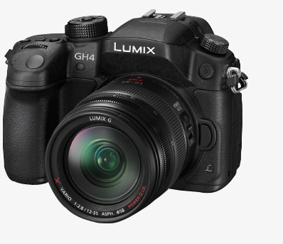 PANASONIC DIGITAL CAMERA DMC-GH4AGC-K