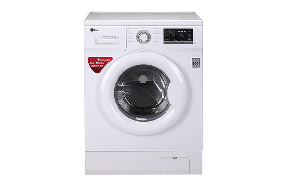 LG 6.KG FRONT LOAD WASHING MACHINE FH0G7NDNL02