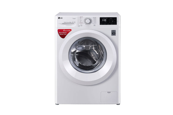 LG 6.KG FRONT LOAD WASHING MACHINE FHT1006HNW