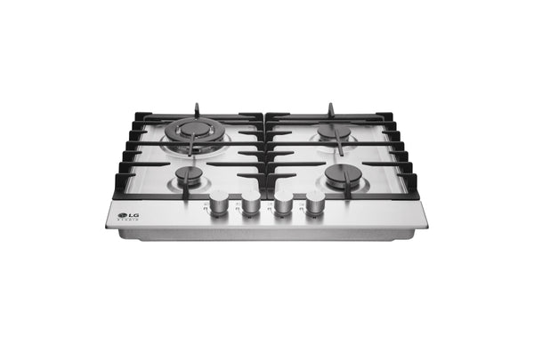 LG BUILT IN STAINLESS GAS HUB