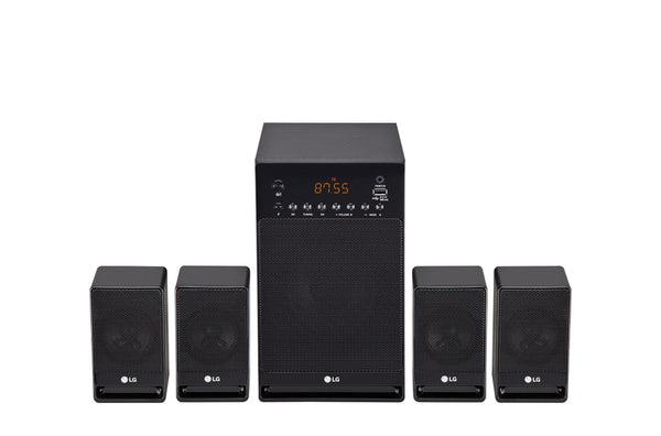 LG 4.1 HOME THEATER SOUND SYSTEM