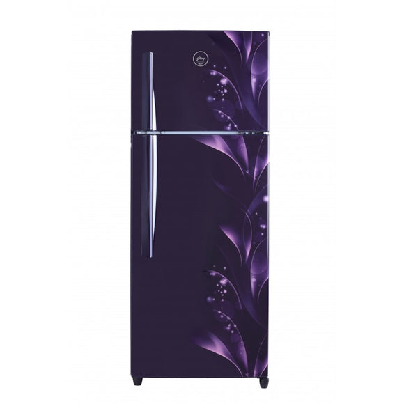 GODREJ 241 LTR DOUBLE DOOR REFRIGERATOR RT EON 241 PC 3.4 -SILKY PURPLE