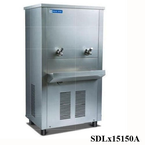 BLUE STAR STAINLESS WATER COOLER SDLX15150A