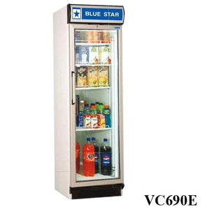 BLUE STAR VISI COOLERS & VISI FREEZERS VC690E