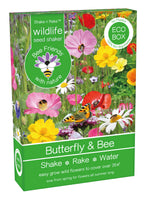 Wildflower Seed Mix for Butterflies and Bees