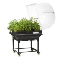 Medium Vegepod, Vegepod, Raised Bed, Grow your Own Food, Edible plants, GIY, GYO, Raised Bed on Wheels, Raised Bed Trolley, Vegepod on wheels, Vegepod on Trolley