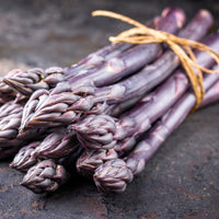 Purple Asparagus crowns, Purple Asparagus, Asparagus Pacific Purple, Asparagus Crowns, How to grow Asparagus, Asparagus plants, Grow Your Own Asparagus, edible plants, allotment growing, kitchen garden, grow your own food, gyo, giy