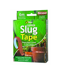 Copper Slug Tape, Slug Tape, Slug and snail barrier,  organic slug control, Vitax Copper Slug Tape, Serrated Copper Slug Tape