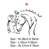 Creative Horse Wall Sticker Wall Decals For Room Living