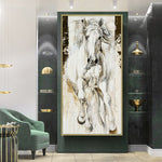 The Horses Posters For Living Room Frame