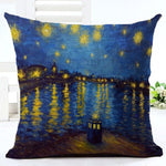 Cushion Cover Van Gogh Style