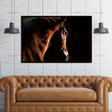 Decorative Horses Pictures New HD Printed Canvas (No Frame)
