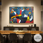 Picasso Famous Abstract Home Decoration