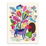 Modern Colorful Deer Horse Posters