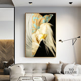 Modern Horse Canvas Painting
