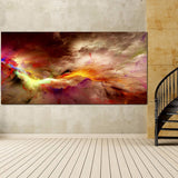 Large Size Abstract Landscape