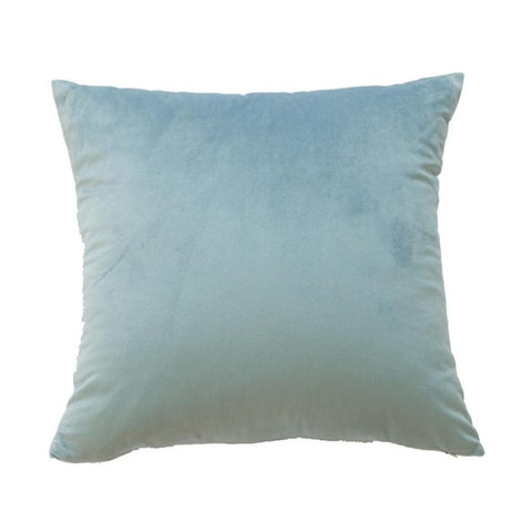 New 1pc Velvet Pillow Sofa Waist Throw Cushion Cover size : 45 X 45 cm