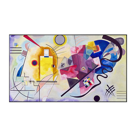 Famous Picasso Modern Abstract Colorful