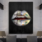 Poster and Print Sexy Lips Wall art