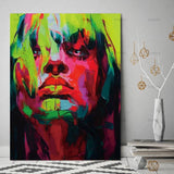 Art colorful figures Wall Picture