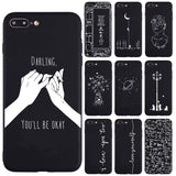 Lover Darling Equation Print Phone Cases