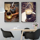 Nordic Coffee Theme Photography