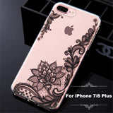 Luxury Silicone Phone Case For iPhone