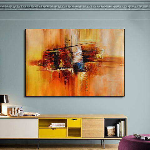 ' Colorful Decoration Abstract '  Paintings