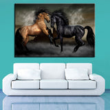 Modern Decor Canvas 1 Pieces Horse Wall