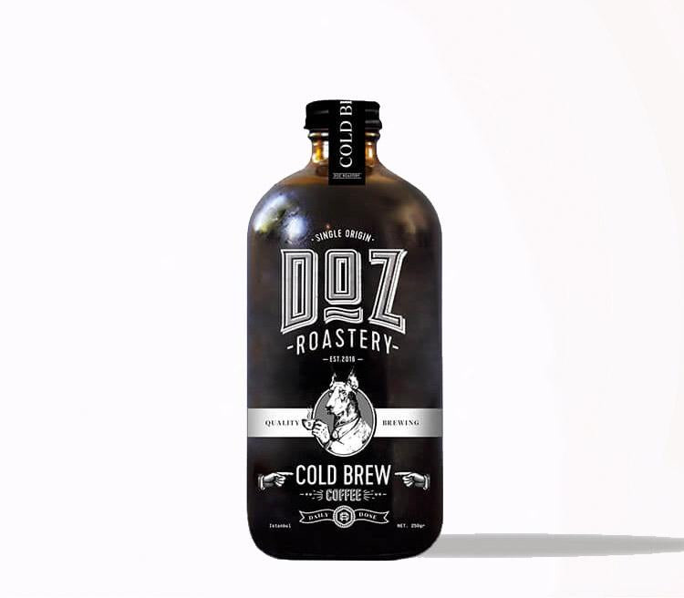 COLD BREW - DOZ ROASTERY