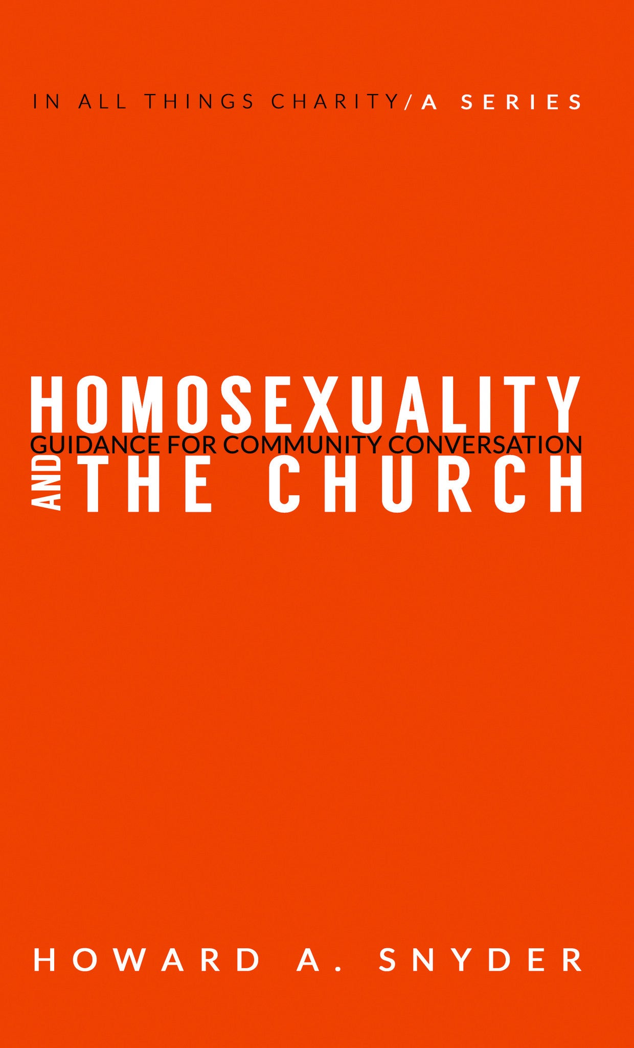 Wesleyanism and homosexuality in christianity
