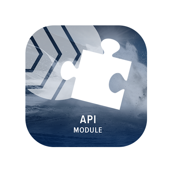 API Module for FotoWeb