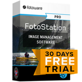 FotoStation Pro - 30-Day Trial License