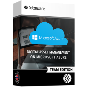 DAM for Microsoft Azure - Team Edition