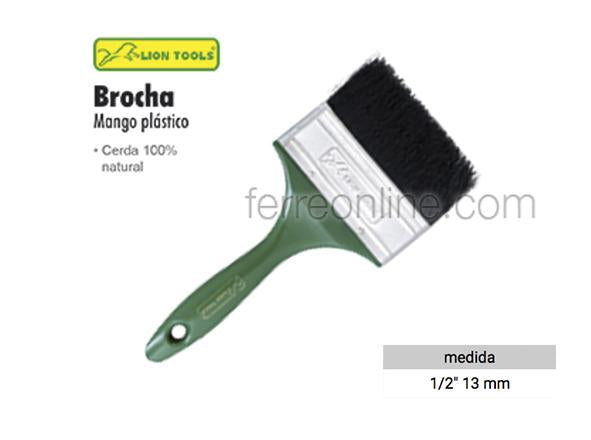 "BROCHA 1/2"" LION TOOLS 8450"