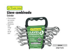 JGO DE LLAVES COMB 5PZA LION TOOLS 2987