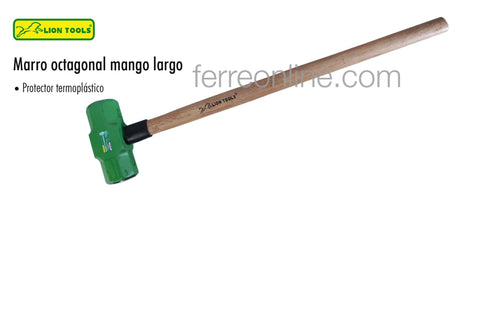 "MARRO 6LBS MANGO MADERA 36"" LION TOOLS 1640"