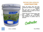 PINTURA VIN AZUL CAR 19LT SAYER CONTRACTOR VC-0336.50