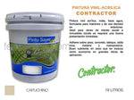 PINTURA VIN CAPUCHINO 19LT SAYER CONTRACTOR VC-0701.50