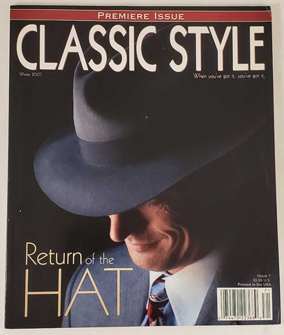 Classic Style Issue 1