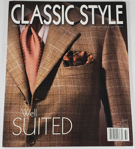 Classic Style Issue 2