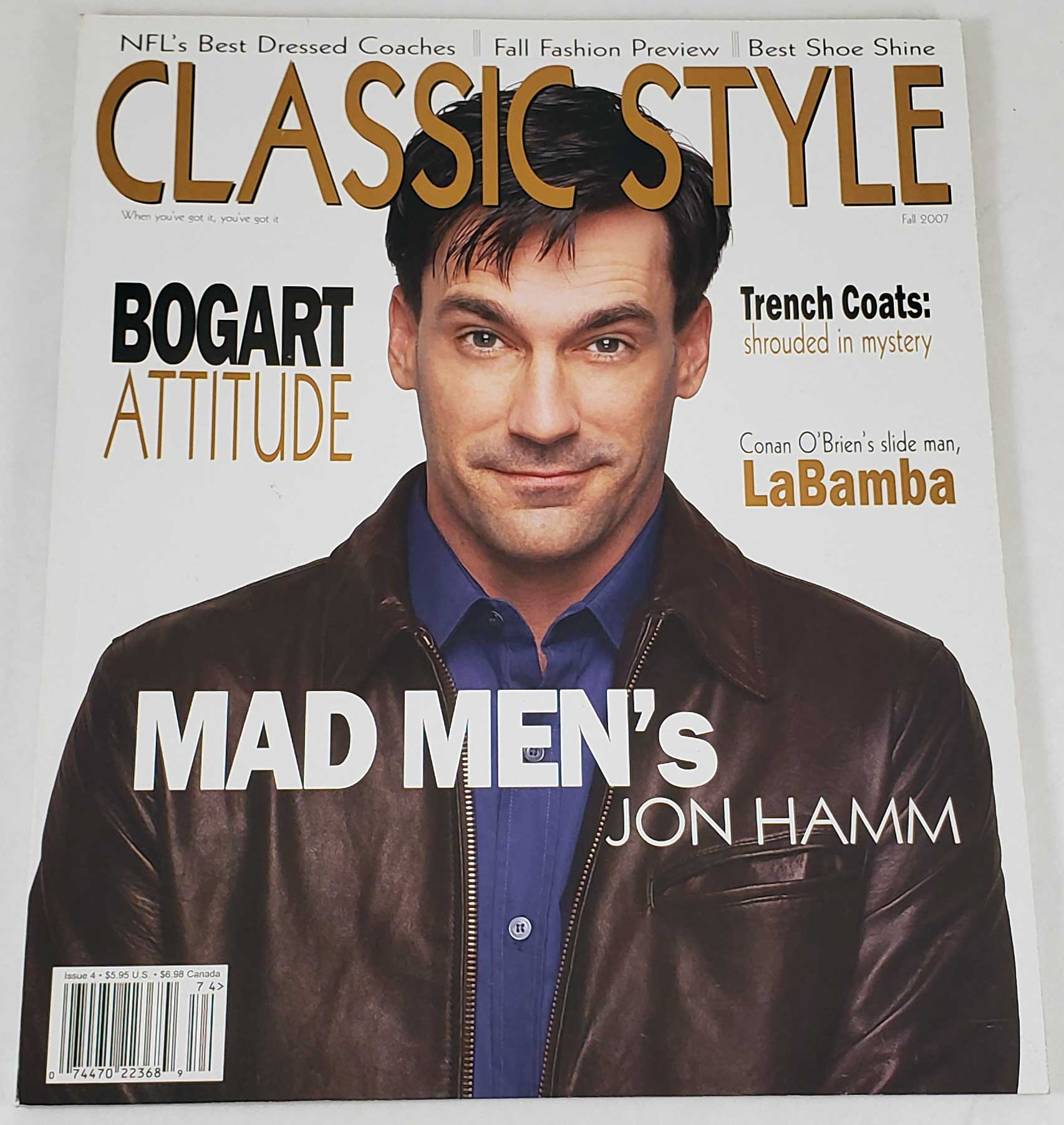 Classic Style Issue 4